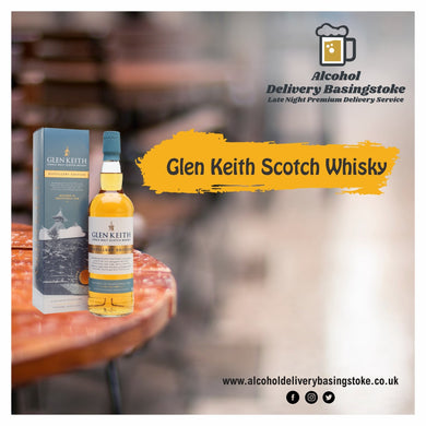 Glen Keith Scotch Whisky