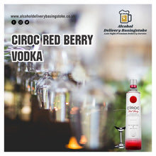 Load image into Gallery viewer, Ciroc Red Berry Vodka 70cl