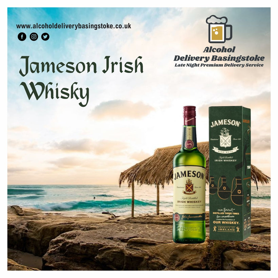 Jameson Irish Whisky 70 Cl