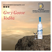 Load image into Gallery viewer, Grey Goose Vodka 70cl