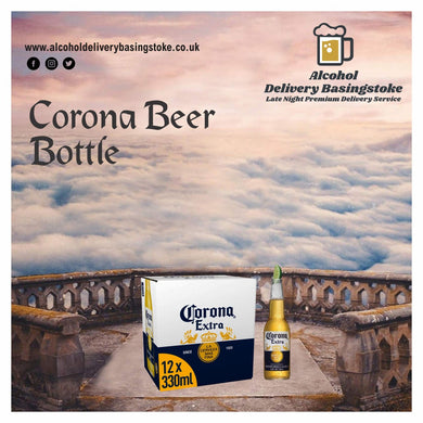 Corona Beer Bottle  x 12