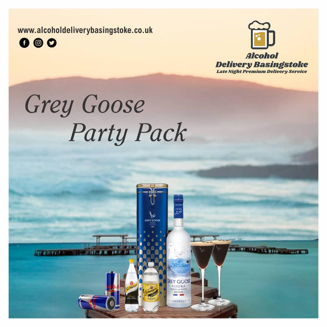 Grey Goose Party Pack