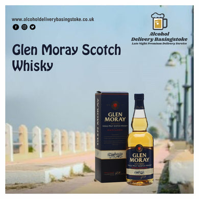 Glen Moray Scotch Whisky Single Malt