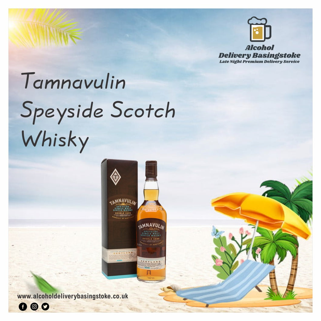 Tamnavulin Speyside Scotch Whisky