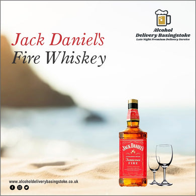 Jack Daniel's Fire Whiskey 70cl