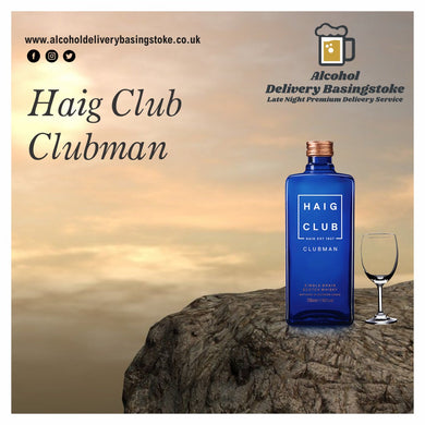 Haig Club Clubman 70cl