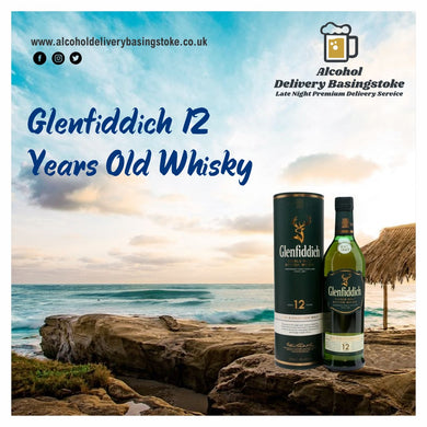 Glenfiddich 12 Years Old Whisky