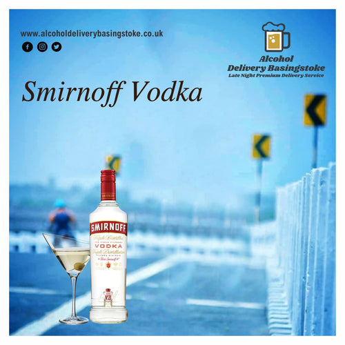 Smirnoff Vodka 70 Cl