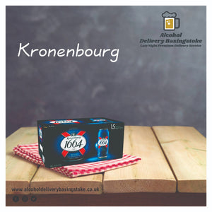 Kronenbourg 1664 Beer 15 X 440ml
