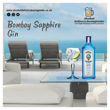 Load image into Gallery viewer, Bombay Sapphire Gin 70cl