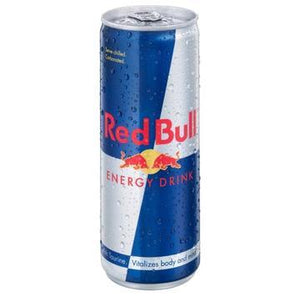 Red Bull X 4 - Drinksdeliverylondon