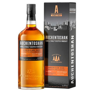 Auchentoshan American Oak Cask Scotch Whiskey