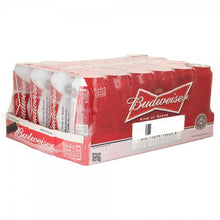 Load image into Gallery viewer, Budweiser 24 X 500ml