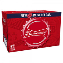 Load image into Gallery viewer, Budweiser x 24 bottles