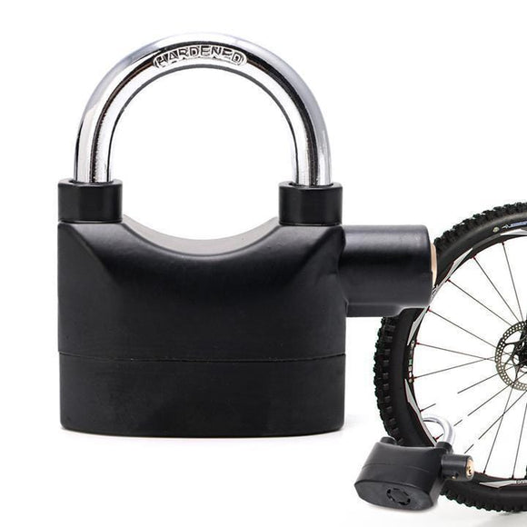 Anti-Theft Security Alarm Padlock
