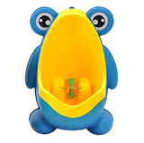 Wall-Mounted Frog Potty
