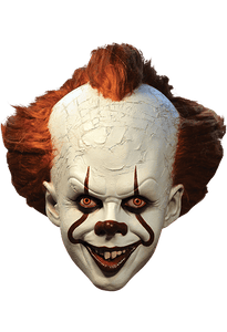 Deluxe Horror Clown Mask