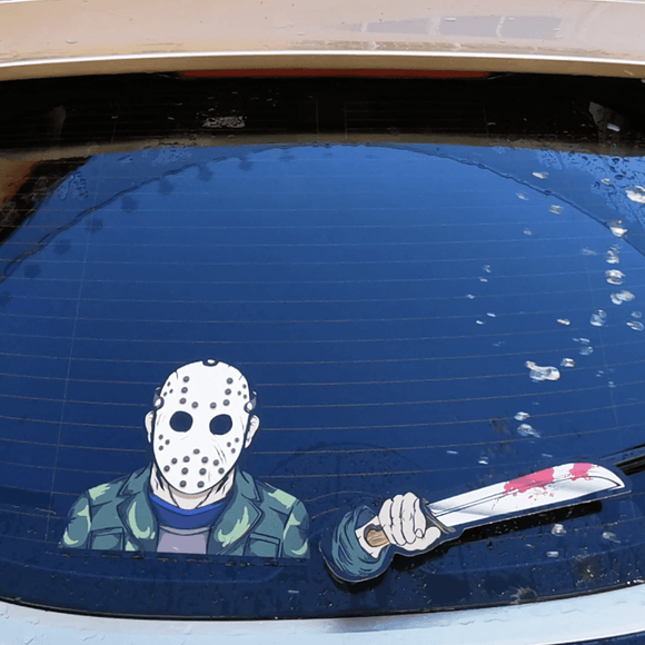 Horror Wiper Tag