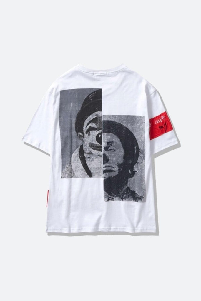 Half Clown T-Shirt