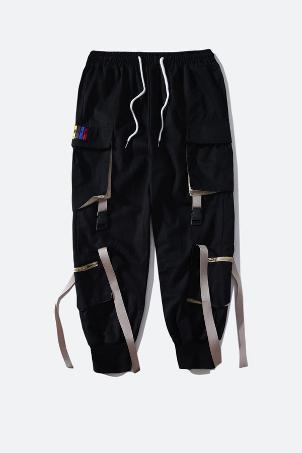 Loose Strapped Joggers