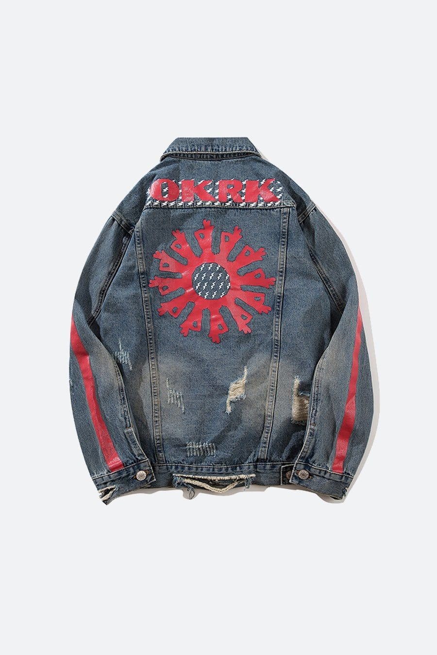 Risen Denim Jacket