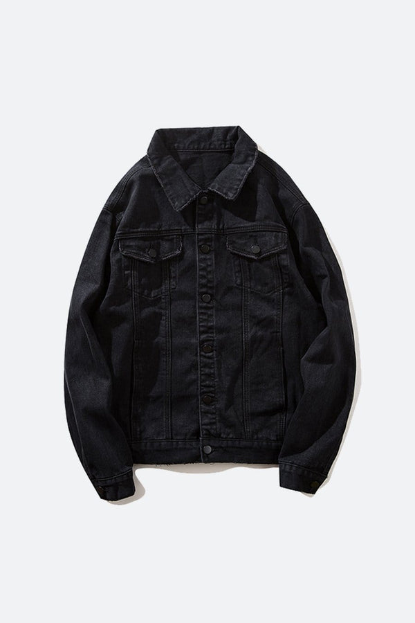Spaced Denim Jacket