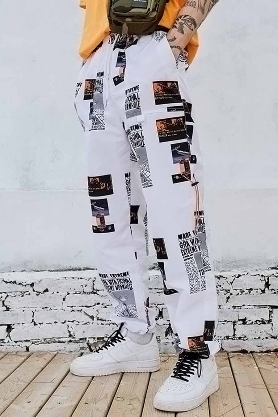 Destruction Joggers
