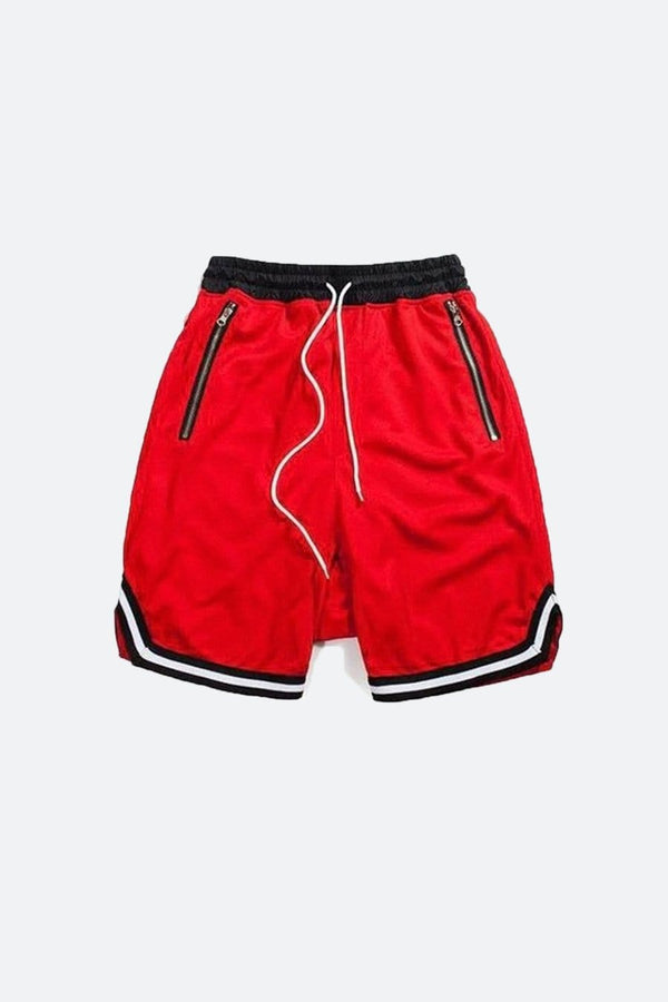 Line Detailed Shorts