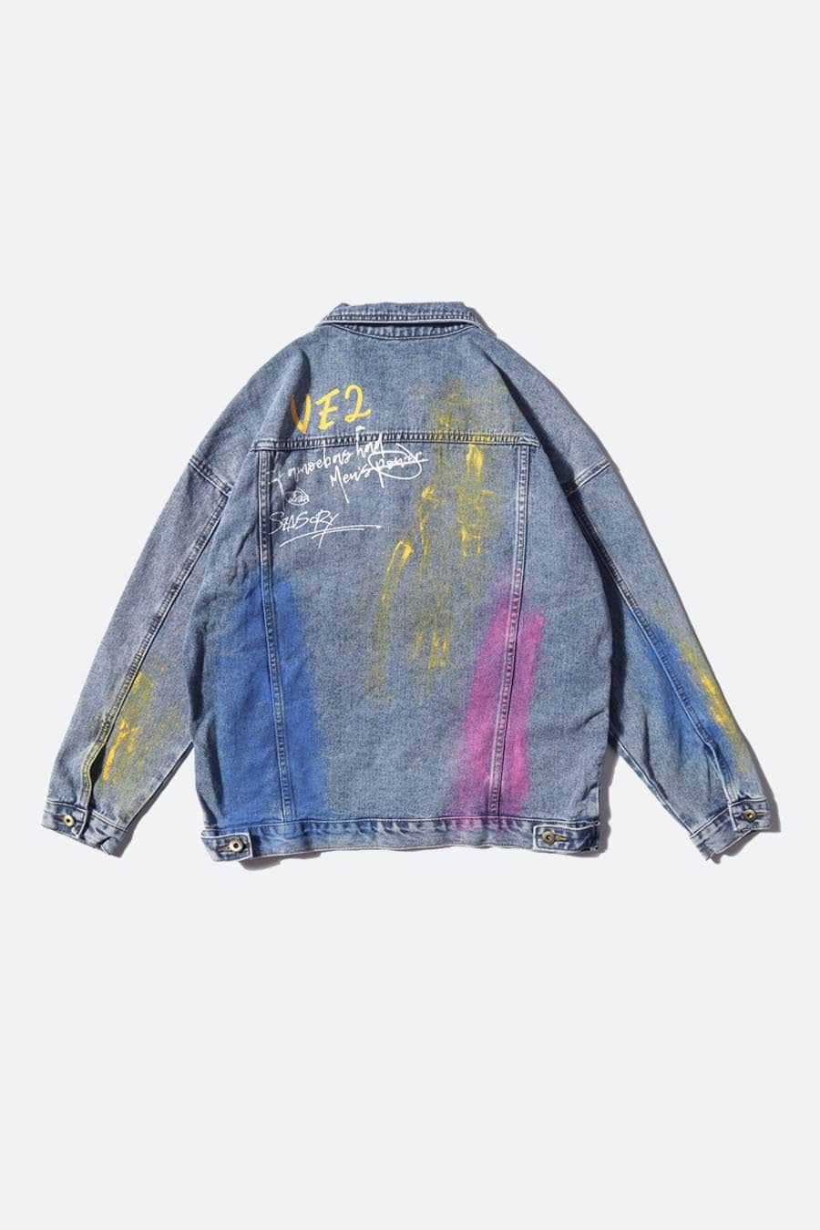 Fury Denim Jacket