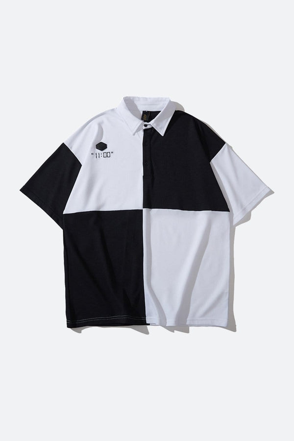 Checked Rugby Shirt