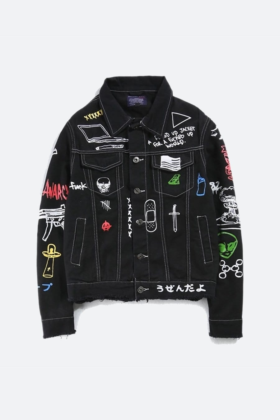 [LIMITED EDITION] Lost Forever Denim Jacket