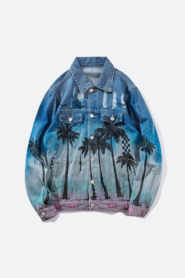 Hollywood Denim Jacket