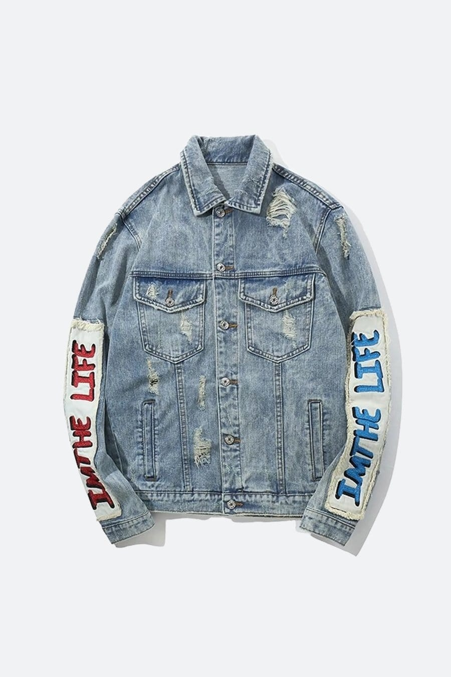 Strange Denim Jacket