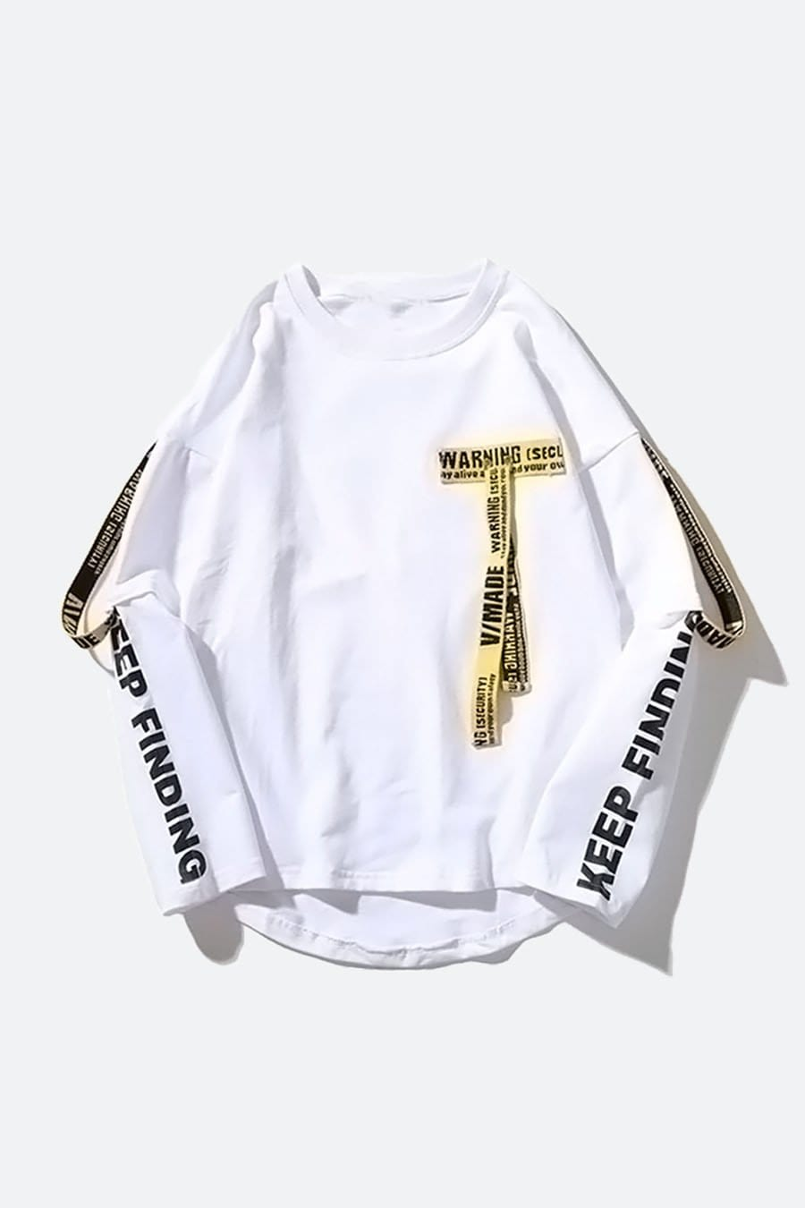 Construction Detail Long Sleeve
