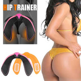 Fitness Hip Trainer 6 Modes press stimulator - Luxur Path