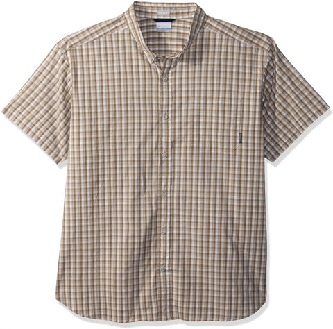 Columbia Men's Rapid Rivers Ii Short Sleeve Shirt (Size M, L) - Rekes Sales