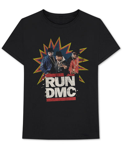 Bravado Run DMC Men's Graphic T-Shirt (Size XL) - Rekes Sales