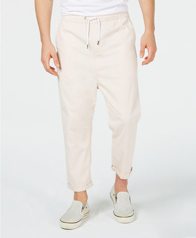 Another Influence A.I. Men's Loose-Fit Cropped Pull-on Pants (Size M) - Reke's Sales
