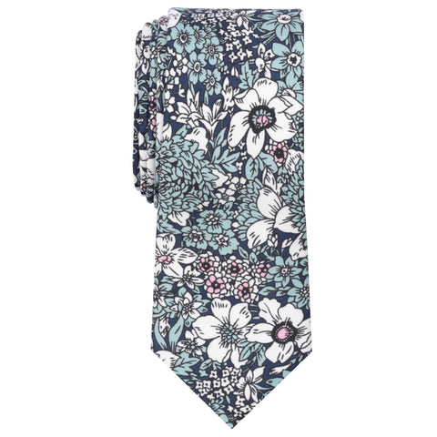 bar III Mens Illustrated Self-tied Necktie - Reke's Sales