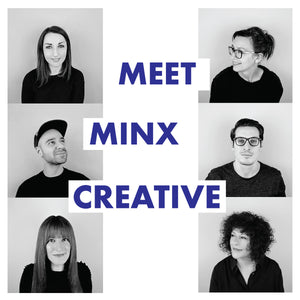 COMP CO-CREATE : MINX CREATIVE / LONDON BASED DESIGN STUDIO