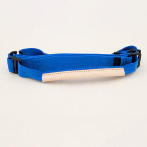 Bright Royal Blue Straps