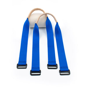 Bright Royal Blue Tote Straps