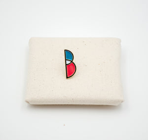 "Letter ""B"" Pin"