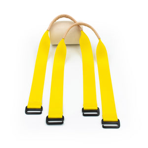 Canary Yellow Tote Straps