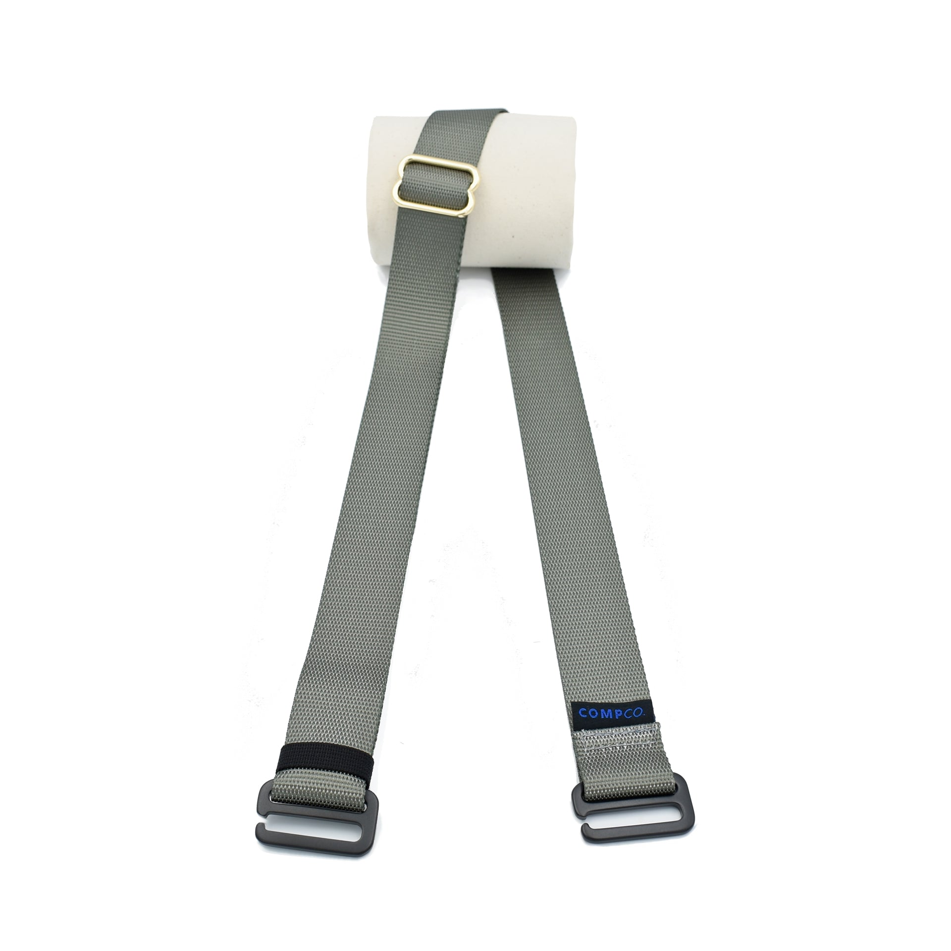 Light Army Grey Cross Body Strap