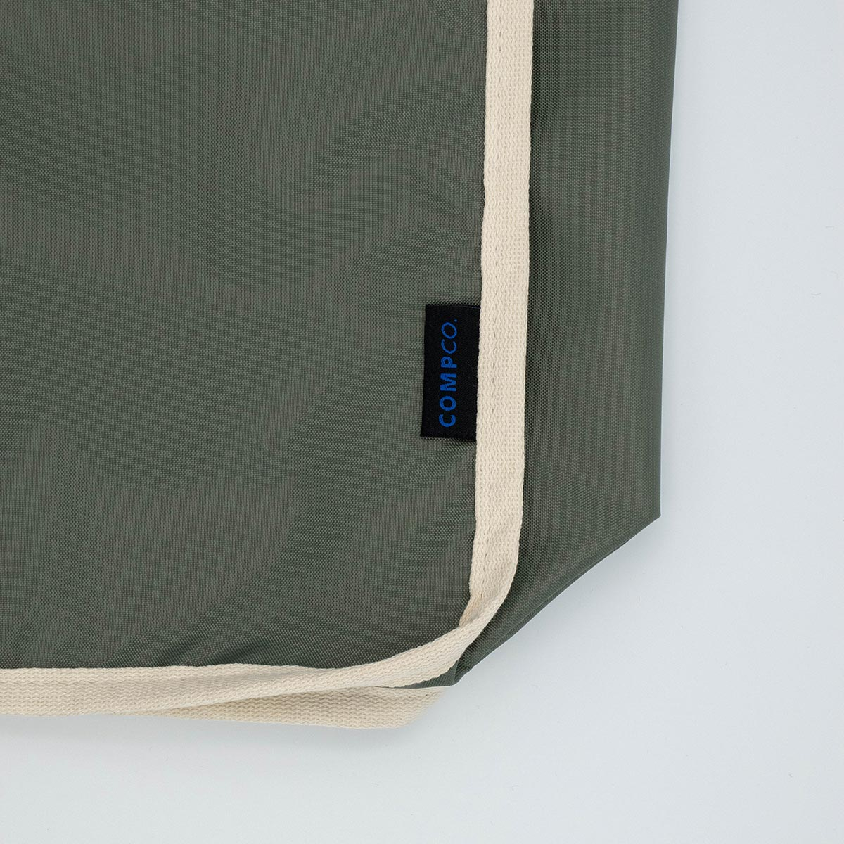Light Army Grey Tote Cover