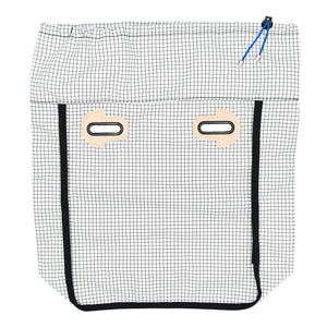 Graph Grid Tote Cover