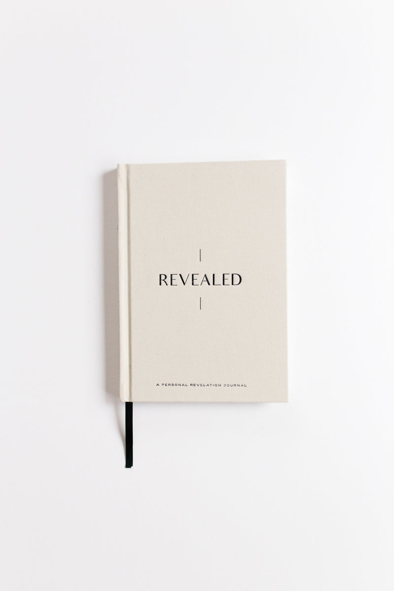 Revealed : A Personal Revelation Journal