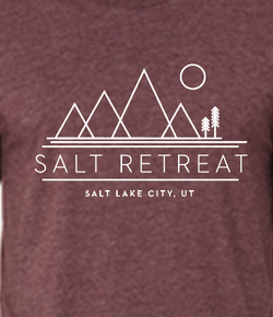 SALT Retreat Event Shirt | Salt Lake City