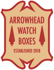 Arrowhead Watch Boxes